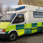 Looking for an Ambulance…