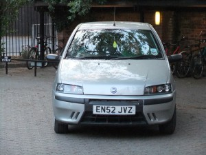 The Fiat Punto - Active Edition