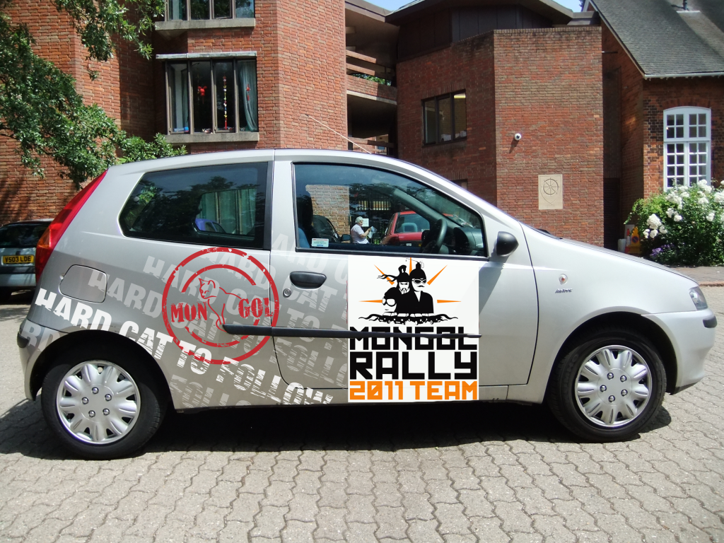 Photoshop of the Punto